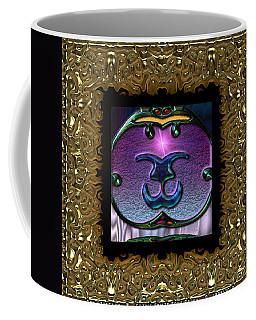 Gothic Frieze Four  Coffee Mug