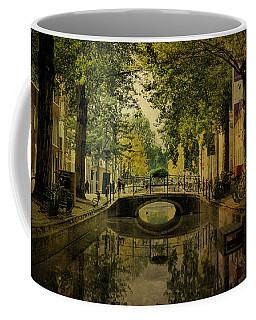 Gouda In Vintage Look Coffee Mug