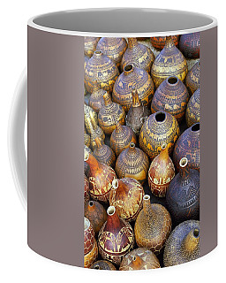 Gourds In Kenya Coffee Mug