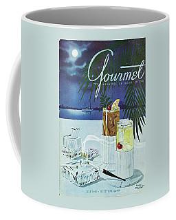 Gourmet Cover Of Cocktails Coffee Mug