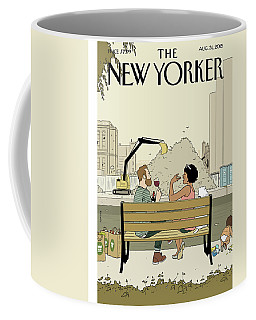 Gowanus Canal Coffee Mug