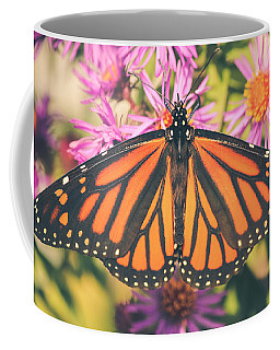 Coffee Mug featuring the photograph Grace And Beauty by Viviana  Nadowski