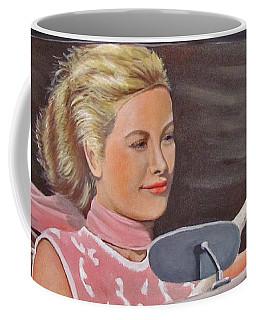 Grace Kelly - To Catch A Thief Coffee Mug