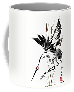 Grace Of Descent Coffee Mug by Bill Searle