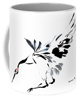 Grace Of Fortune Coffee Mug by Bill Searle
