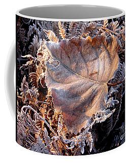 Graced By Frost Coffee Mug