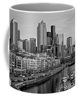 Gracefully Urban Coffee Mug by Mike Reid