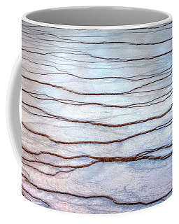 Coffee Mug featuring the photograph Gradations by David Andersen