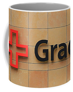 Grady Hospital Atlanta Georgia Art Coffee Mug