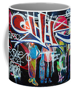 Graffiti Art Coffee Mug