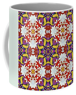 Graffito Kaleidoscope 40 Coffee Mug