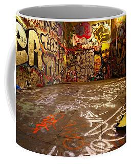 Grafitti Overflow Coffee Mug