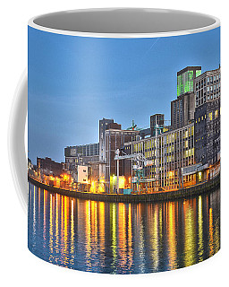 Grain Silo Rotterdam Coffee Mug