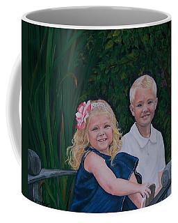 Grampa And Gramma's Joy  Coffee Mug