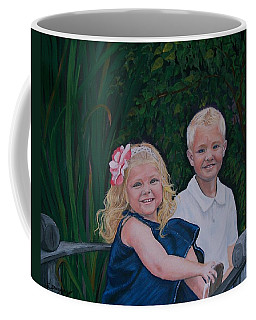 Grampa And Gramma's Joy  Coffee Mug