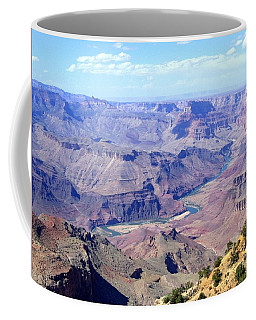 Coffee Mug featuring the photograph Grand Canyon 64 by Will Borden
