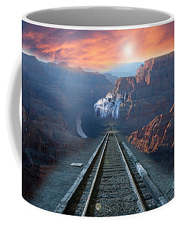 Grand Canyon Collage Coffee Mug