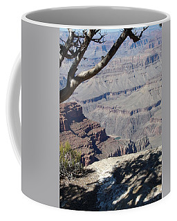 Coffee Mug featuring the photograph Grand Canyon by David S Reynolds