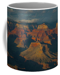 Coffee Mug featuring the photograph Grand Canyon by Rod Wiens