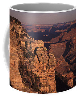 Coffee Mug featuring the photograph Grand Canyon Sunrise by Liz Leyden