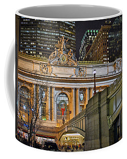 Grand Central Nocturnal Coffee Mug
