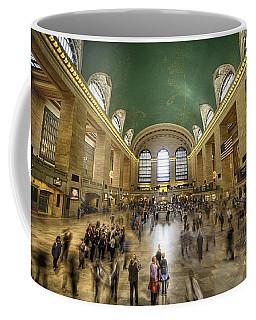 Grand Central Rush Coffee Mug