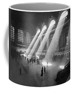 Grand Central Station Sunbeams Coffee Mug