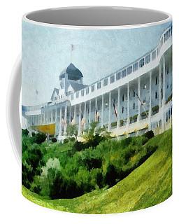 Grand Hotel Mackinac Island Ll Coffee Mug