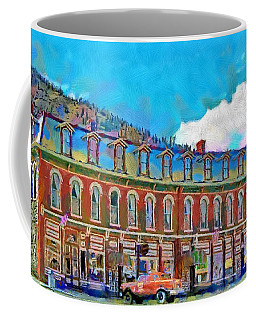 Grand Imperial Hotel Coffee Mug