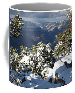 Grand Coffee Mug by Laurel Powell