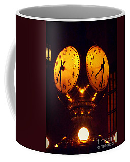 Grand Old Clock - Grand Central Station New York Coffee Mug