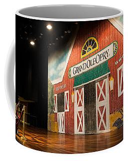 Ryman Grand Ole Opry Coffee Mug