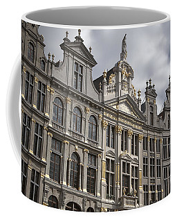 Grand Place Detail Coffee Mug
