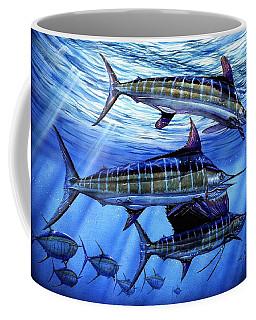 Grand Slam Lure And Tuna Coffee Mug