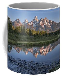 Grand Teton Awakening Coffee Mug