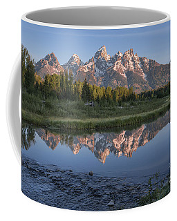 Grand Teton Awakening Coffee Mug