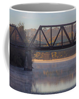 Grand Trunk Railroad Bridge Coffee Mug