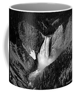 Coffee Mug featuring the photograph Grandeur by Lucinda Walter