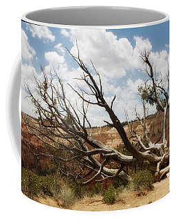 Coffee Mug featuring the photograph Grandfather Tree by Angelique Olin