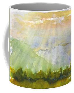 Grandma Cohen Rays Coffee Mug