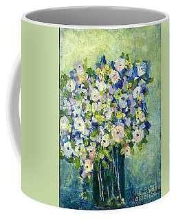 Grandma's Flowers Coffee Mug
