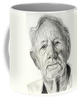 Grandpa Full Of Grace Drawing Coffee Mug