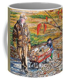 Grandpa's Helper Coffee Mug