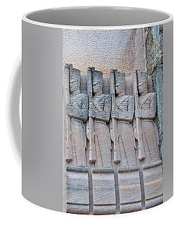 Grant Hall Cadet Fresco Coffee Mug