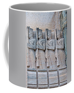 Grant Hall Cadet Fresco Coffee Mug