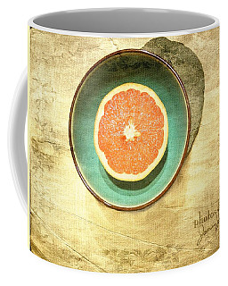 Grapefruit Coffee Mug