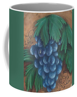 Grapes With Dewdrop Coffee Mug