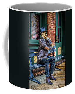Grapevine Cowboy Coffee Mug