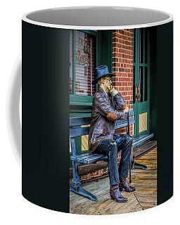 Grapevine Cowboy Coffee Mug