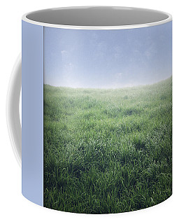 Grass And Sky  Coffee Mug